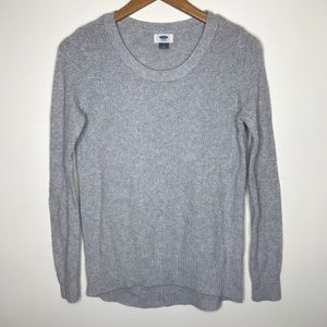 Old Navy Gray Sweater Size Small